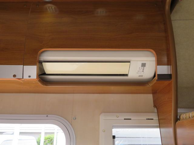 家庭用エアコン装備!季節問わず快適です!