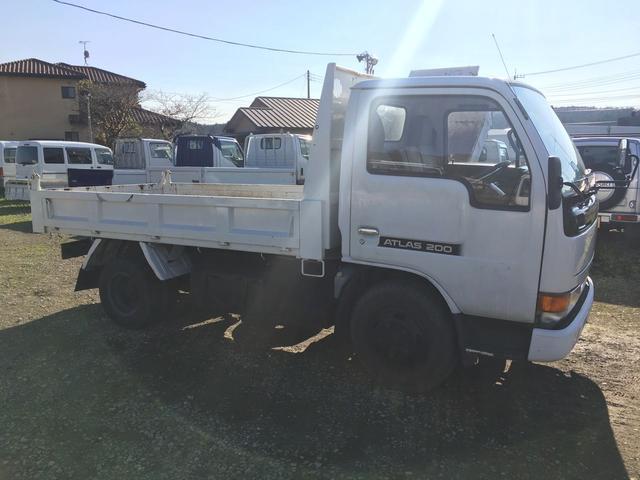 「日産」「アトラストラック」「トラック」「栃木県」の中古車4