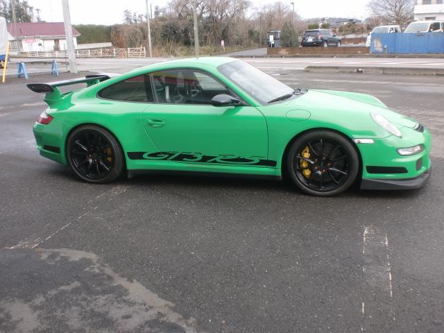 ポルシェ ポルシェ 911GT3RS