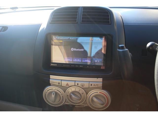 トヨタ パッソ X Fパッケージ HDDナビ
