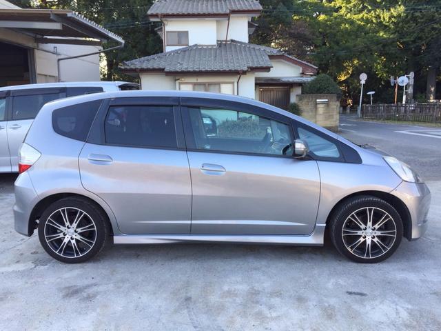 ホンダ フィット RS 社外ホイール 車検2年付