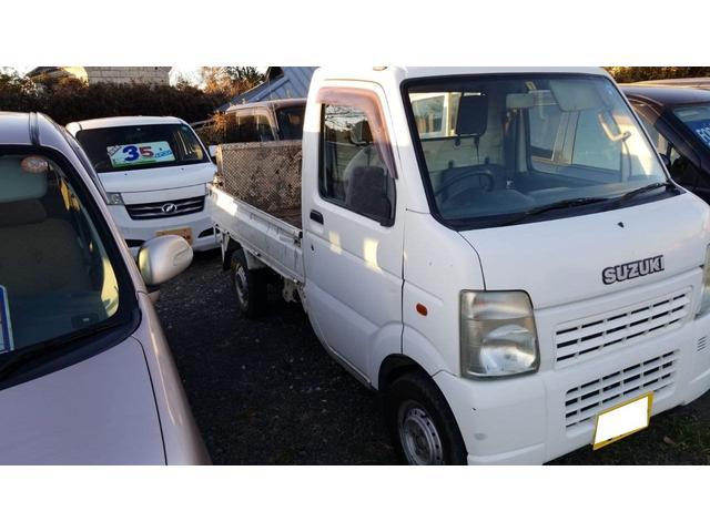 「スズキ」「キャリイトラック」「トラック」「栃木県」の中古車4