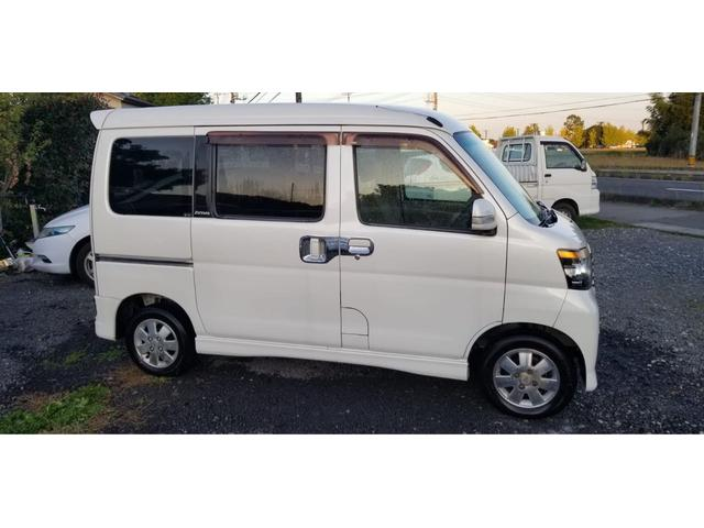 「ダイハツ」「アトレーワゴン」「コンパクトカー」「栃木県」の中古車4