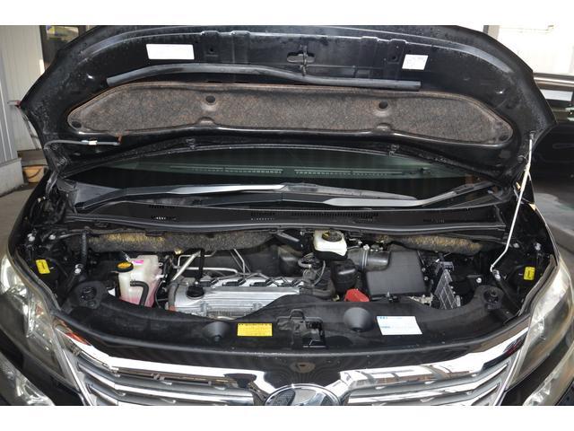 エンジンルーム!排気量:2400cc