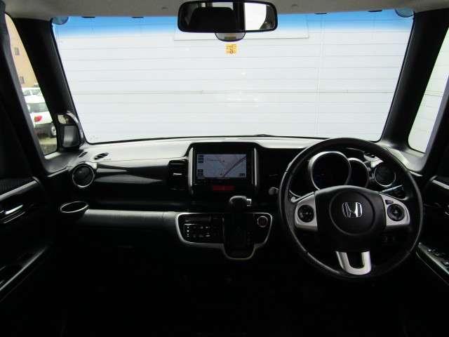 G・ターボAパッケージ ターボ 4WD 両側PSD 純正ナビ(8枚目)
