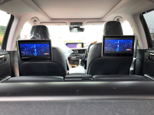 RX450h バージョンL 4WD ワンオーナー ナビ 全周囲カメラ 革シート パワーシート サンルーフ LEDヘッドランプ スマートキー ETC 20AW シートヒーター シートエアコン アイドリングストップ クリアランスソナ(12枚目)