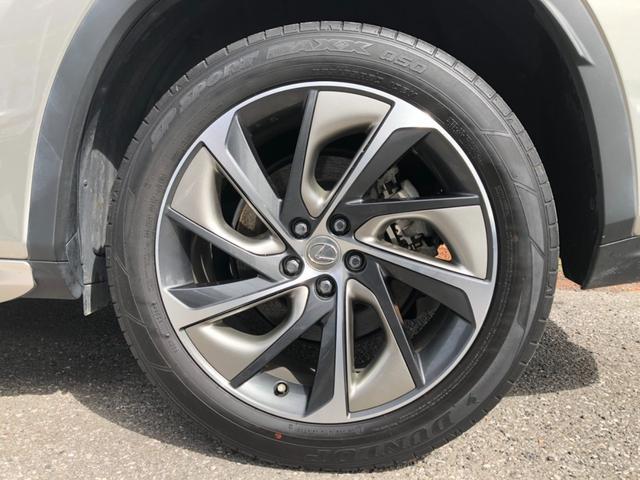RX450h バージョンL 4WD ワンオーナー ナビ 全周囲カメラ 革シート パワーシート サンルーフ LEDヘッドランプ スマートキー ETC 20AW シートヒーター シートエアコン アイドリングストップ クリアランスソナ(42枚目)