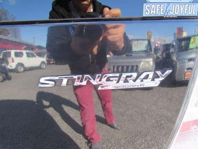 スズキ ワゴンRスティングレー X