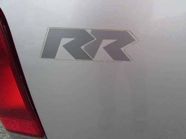 スズキ ワゴンR RRリミテッド