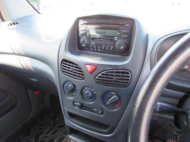 L 4WD キーレス タイベル交換済 社外AW CD(8枚目)