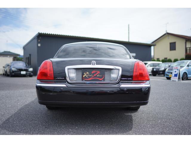 リンカーン リンカーン タウンカー シグネチャー S 1年間ロードサービス付き