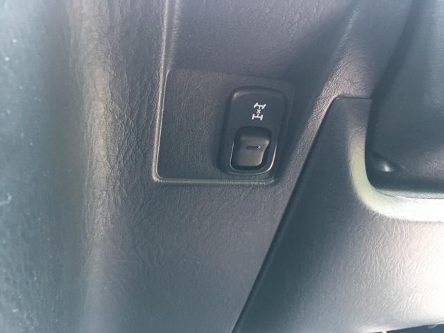 4WDは見かけだけでは有りません。センターデフロックも付いてます