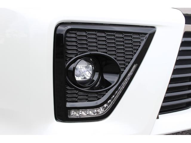 Sツーリングセレクション・G's 9インチSDナビ Gsアルミ レザーシート LEDライト LED液晶フルセグテレビETC(8枚目)