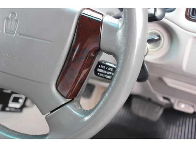 ロイヤルエクストラリミテッド 社外HDDナビ バックカメラ 16インチアルミ オートクルーズ リアサンシェード ETC 運転席パワーシート 純正レースカバー(42枚目)