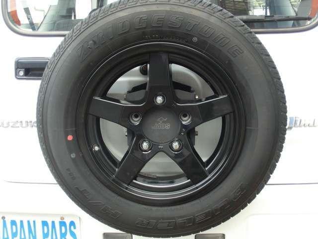 XC 4WD ターボ 5MT ETC 社外16AW キーレス(6枚目)