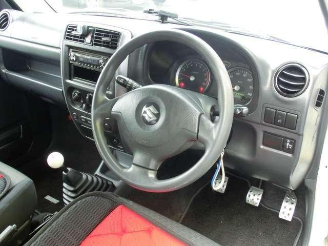 XC 4WD ターボ 5MT ETC 社外16AW キーレス(9枚目)