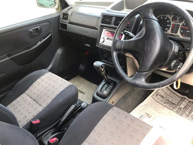 アニバーサリーリミテッドVR 4WD ターボ(9枚目)