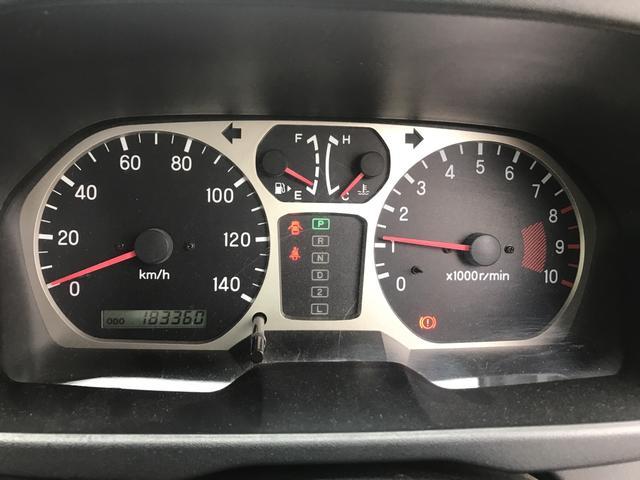 V 4WD ターボ 社外CD 背面タイヤ Tベルト交換済み(16枚目)
