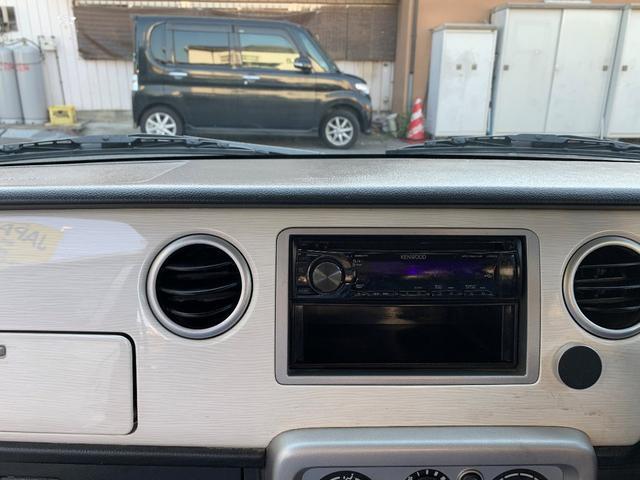 L キーレス CD MD フル装備 アルミホイール 軽自動車(10枚目)
