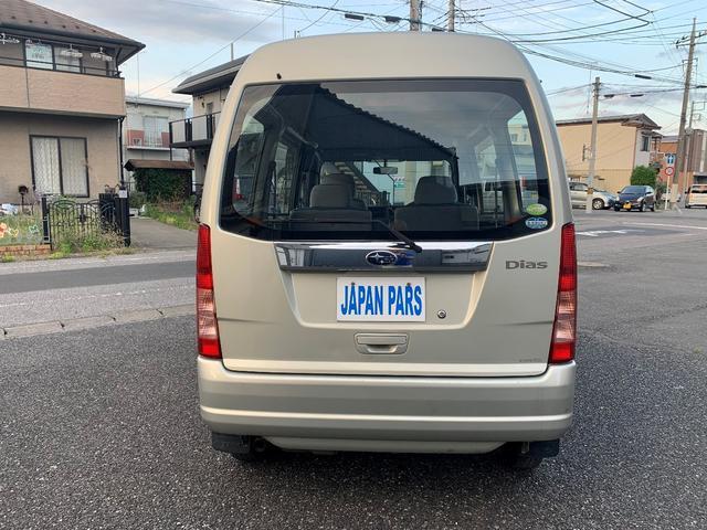 「スバル」「サンバーバン」「軽自動車」「群馬県」の中古車3
