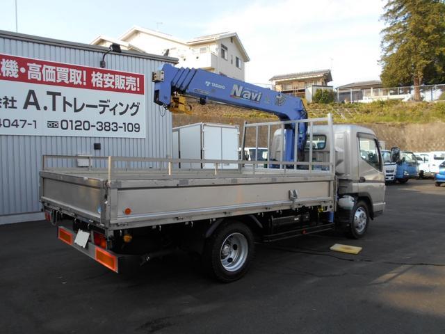 3t積載 タダノ5段2.93tラジコン フックインZR295(2枚目)