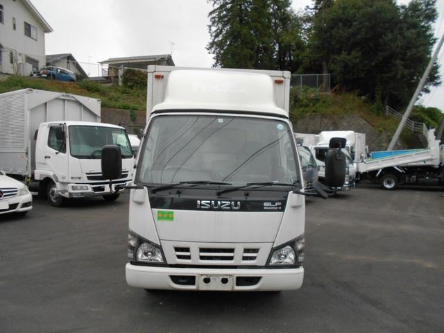 2t積載 スムーサー ハイブリッド バン メーター交換車(2枚目)
