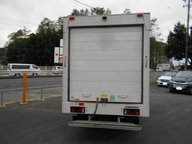 2t積載 スムーサー ハイブリッド バン メーター交換車(6枚目)