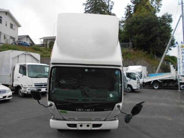 2t積載 スムーサー ハイブリッド バン メーター交換車(10枚目)
