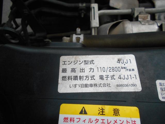 3t積載 4段クレーン ラジコン付(14枚目)