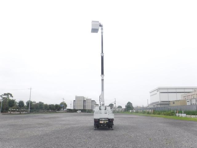 いすゞ エルフトラック 高所作業車 アイチ SK10B 9.7m