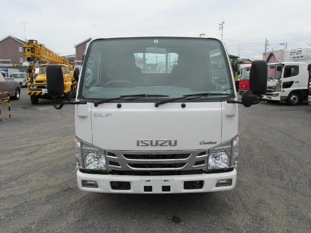 いすゞ エルフトラック 1.5tフルフラットロー平ボディ カスタム