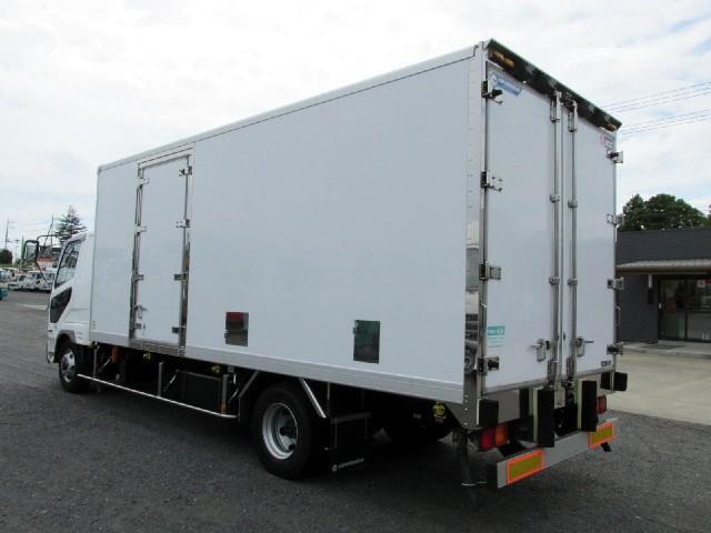 冷蔵冷凍車 低温・スタンバイ サイドドア付(9枚目)