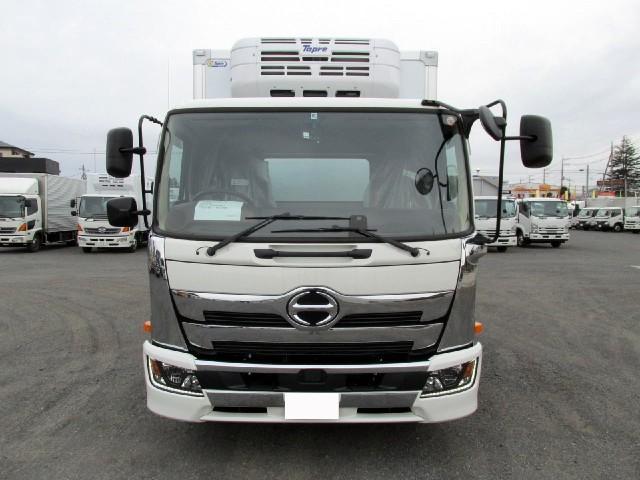 6.2m冷蔵冷凍車 低温 サイドドア付 ワイド エアサス(2枚目)