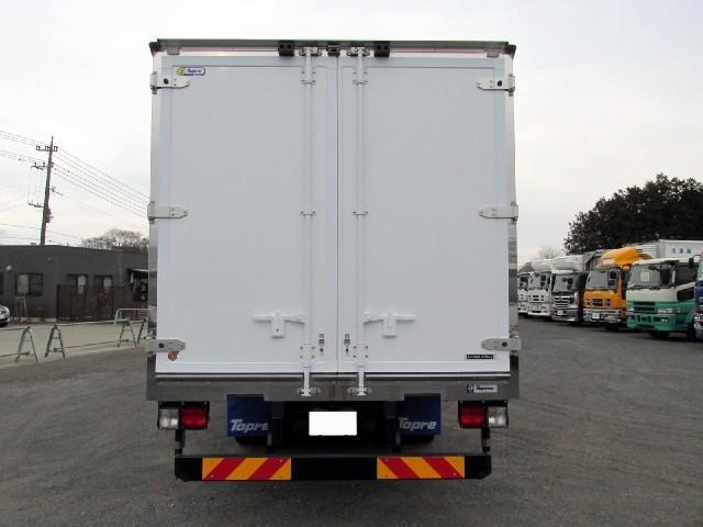 6.2m冷蔵冷凍車 低温 サイドドア付 ワイド エアサス(3枚目)