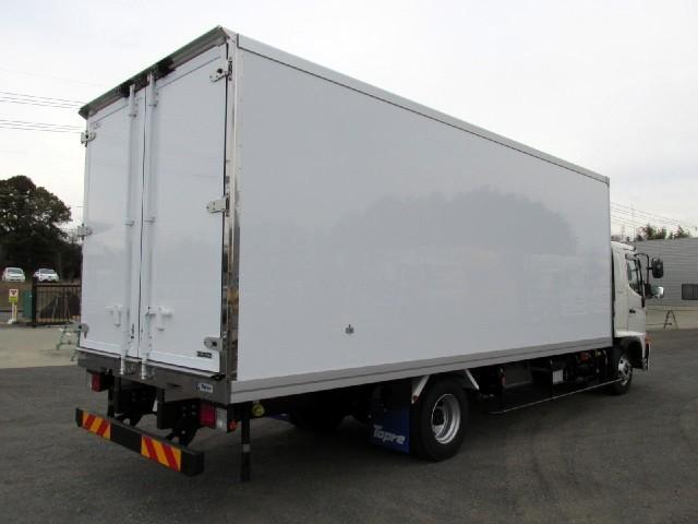 6.2m冷蔵冷凍車 低温 サイドドア付 ワイド エアサス(8枚目)