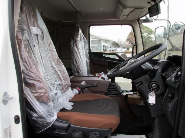 6.2m冷蔵冷凍車 低温 サイドドア付 ワイド エアサス(13枚目)
