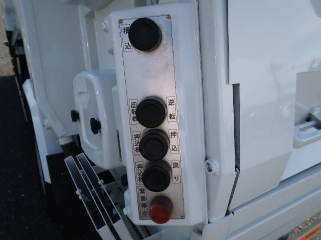 パッカー車 巻込み式 3.2立米(21枚目)