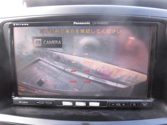 Si 社外HDDナビ フルセグ バックカメラ 両側パワスラ(5枚目)