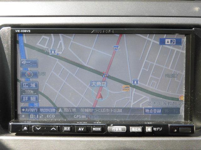 S 社外HDDナビ フルセグ バックカメラ ETC HID(4枚目)
