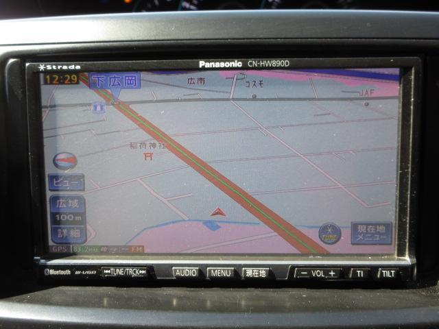 X Lエディション 社外HDDナビフルセグBカメ両側パワスラ(8枚目)