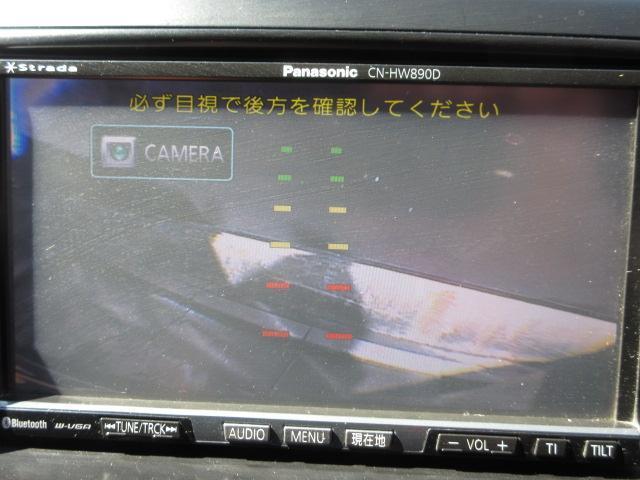 X Lエディション 社外HDDナビフルセグBカメ両側パワスラ(9枚目)