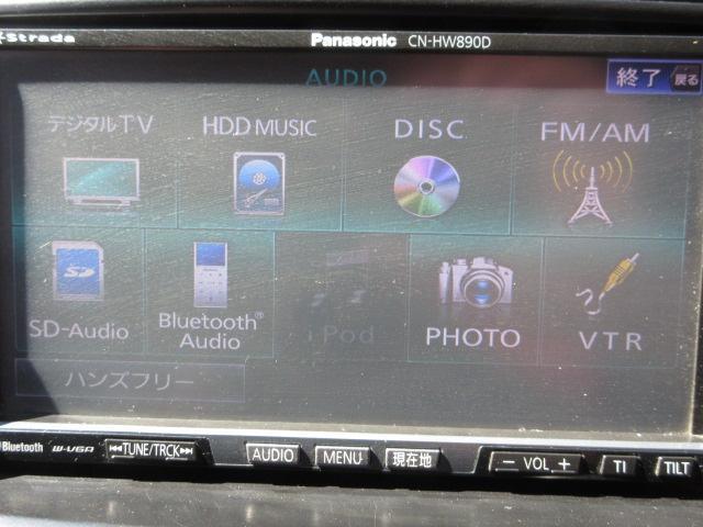 X Lエディション 社外HDDナビフルセグBカメ両側パワスラ(10枚目)