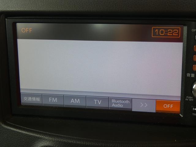 ライダー ブラックライン ワンオーナー 純正ナビ Bluetooth  フルセグ インテリキー  プッシュスタート HIDヘッドライト ETC オーテックアルミ 電動格納ミラー(5枚目)