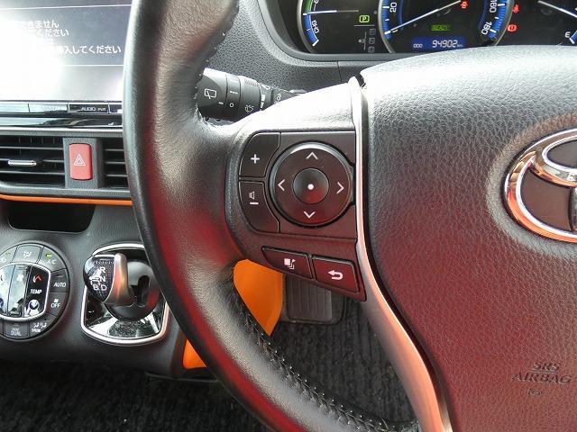 ハイブリッドZS トヨタセーフティセンス 両側パワースライドドア 純正ナビ Bluetooth フルセグ バックカメラ LEDヘッドライト ETC スマートキープッシュスタート 純正AW(6枚目)
