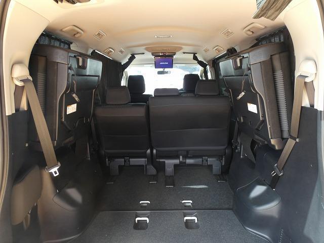 Si 両側パワースライドドア 後席フリップダウンモニター 社外ナビ Bluetooth フルセグ バックカメラ LEDヘッドライト スマートキープッシュスタート ETC(26枚目)