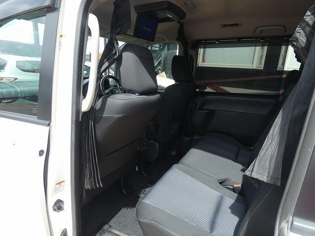 Si 両側パワースライドドア 後席フリップダウンモニター 社外ナビ Bluetooth フルセグ バックカメラ LEDヘッドライト スマートキープッシュスタート ETC(30枚目)