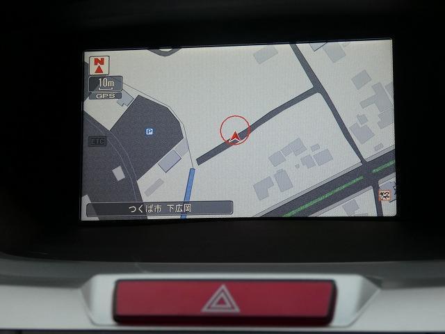 Mエアロパッケージ 純正ナビ バックカメラ 後席モニター スマートキー ETC HIDヘッドライト ECON パドルシフト ステアリングスイッチ オートエアコン オートライト ウィンカーミラー(3枚目)
