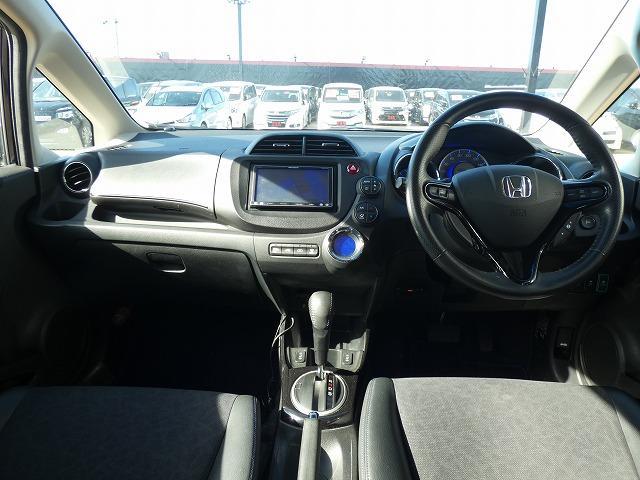 ハイブリッド・スマートセレクションクールエディション 社外SDナビ バックカメラ Bluetooth 地デジ ETC シートヒーター クルーズコントロール ステアリングスイッチ スマートキー オートライト HID ウインカーミラー(3枚目)