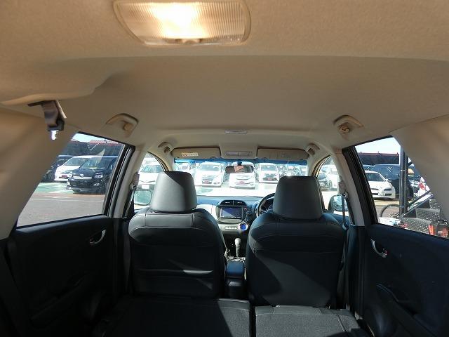 ハイブリッド・スマートセレクションクールエディション 社外SDナビ バックカメラ Bluetooth 地デジ ETC シートヒーター クルーズコントロール ステアリングスイッチ スマートキー オートライト HID ウインカーミラー(34枚目)