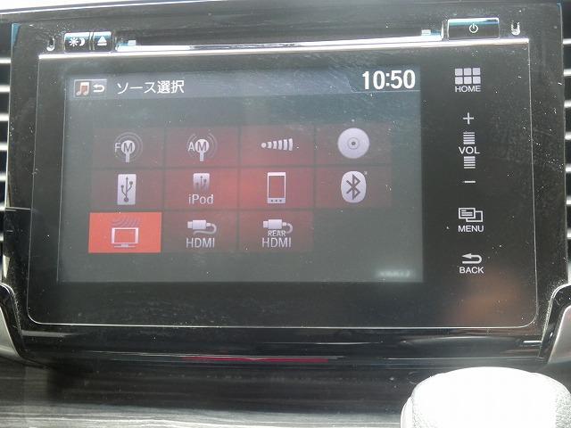 アブソルート・EX フリップダウンモニター 両側パワースライドドア 純正メモリーナビ 地デジ バックカメラ Bluetooth ETC ハーフレザー アイドリングストップ LEDヘッドライト クルーズコントロール(6枚目)